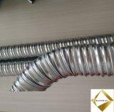 Pipe en acier ondulée flexible de 50mm