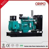 Stille/Open Diesel van de Stroom van het Type 110kw Generator met Motor Lovol