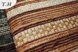 Shinning Chenille-Streifen-Gewebe für Möbel (FTH31416)