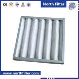 Alto filtro lavabile pieghettato da capienza di holding della polvere