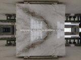 Marmo bianco naturale di Castro per la parete, pavimento, scala