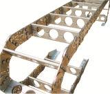 ステンレス鋼のロボットはチェーンコンベヤの鎖を引張る