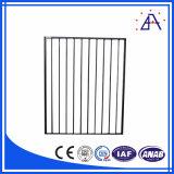 Valla hecha por el perfil de aleación de aluminio 6063