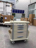 Chariot d'urgence médical d'hôpital (ET-17)