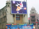 High Brightness Outdoor Full Color Digital Publicité LED Sign / Display Board (P10, P8, P6)