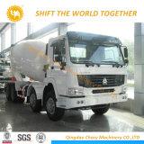Sinotruk caliente vender HOWO 371CV 8X4 camiones hormigonera