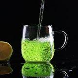 Tazza eccellente fatta a mano della spremuta della tazza della spremuta di birra della tazza di vetro candida di vetro di vetro