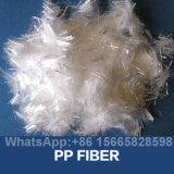 El departamento de ingeniería de fibra de polipropileno PP para el hormigón