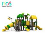 2018 Thème de la forêt d'enfants de l'équipement de terrain de jeux de plein air en plastique pour Park (SH806601)