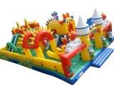 Castello rimbalzante gonfiabile/castello di salto/castello sosta dell'acqua per divertimento