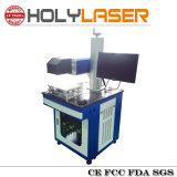 máquina de marcação a laser de CO2 Gravura de superfície de plástico de madeira
