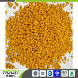 Masterbatch amarelo de espuma de EVA