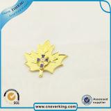 Concevoir l'insigne en fonction du client de police de qualité pour la forme ronde