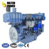 중간 속도 바다 엔진 480HP Weichai 6170의 시리즈 바다 디젤 엔진