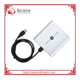 RFID Chipkarte-Leser u. Verfasser