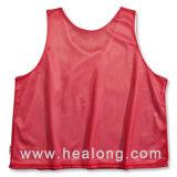 [هلونغ] جديدة تصميم ملابس رياضيّة ترس تصديد شاش [لكروسّ] جامعة [ت-شيرتس]