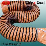 갱도를 위한 PVC 채광 환기 공기 도관