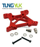 Pezzi meccanici personalizzati di precisione di CNC usati sul motociclo & sull'automobile