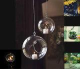 Навальное термостойкое стекло вися Votive держатель для свечи