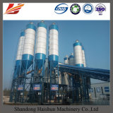 Завод неподвижного бетона Hzs 120 M3/H дозируя/смешивая с смесителем Sicoma для конструкции