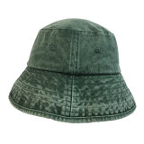 Denim plegable Fisherman's Hat Tapa de la cuchara