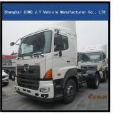 Camión Tractor Hino, vehículo de remolque de tractor de remolque,