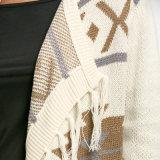 Usine de Chinois de lacet de vente en gros de mode du cardigan des femmes