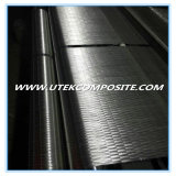 fibre de verre continue de tissu de la fibre de verre 200GSM de haute résistance