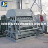 Cadena de producción de alto rendimiento de máquina de la bandeja del huevo bandeja del huevo que hace la máquina