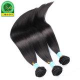 China-Hersteller-unverarbeiteter Haar-Jungfrau-Menschenhaar-Einschlagfaden