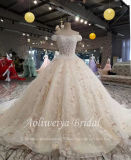 Aoliweiya Crystal & Dimonds устраивающих свадебные платья