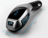 Nécessaire mains libres de véhicule de Bluetooth émetteur FM avec le lecteur MP3 de FT