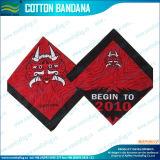 Hot vendeur Suqare de coton de la Red Bandana (J-NF20F19005)