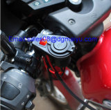 12-24V Dual USB Charge Socket avec Switch pour Car Motorcycle Motorbike