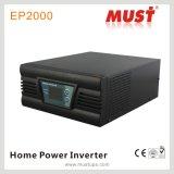 Gleichstrom 1000W Wechselstrom-zum Haupt-UPS-Energien-Inverter mit Aufladeeinheit 24V Gleichstrom
