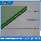vidro de segurança endurecido de 3-19mm (porta, balaustrada, divisória)