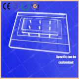 El procesamiento de la ranura Special-Shaped 210*140mm la canaleta de reducción personalizado