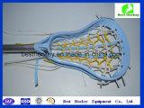 Bolso de baixo e goteira Design ataque completa Lacrosse Stick