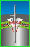 Versuchsvakuumspray-Trockner-Pflanze