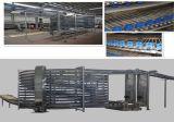 전기 PVC Food Dehydrator Equipment 나사 Cooling Conveyor