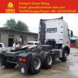 الصين [سنوتروك] [هووو] 6*4 جرّار شاحنة رأس