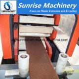WPC Decking-Zaun-Fußboden-Profil-Strangpresßling-Maschinezhangjiagang-Sonnenaufgang