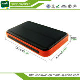 Double USB 10000mAh Universal Waterproof Solar Power Bank