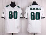 Pullover di football americano personalizzato Cunningham di Filadelfia Bednarik Brown Carmichel