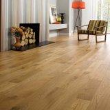 Seleccionar el suelo de madera dura dirigido del roble/el suelo de madera