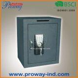 Caixa segura Home eletrônica de Digitas do indicador do diodo emissor de luz