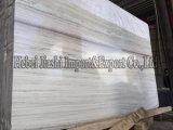 De witte Houten Steen Crastal van het Marmer/van het Graniet