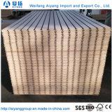 Mm 6-18 mois matières meubles mdf à fentes pour l'intérieur