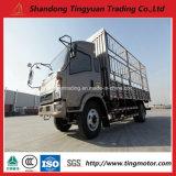 HOWO 5t 4*2 camionetas con alta calidad