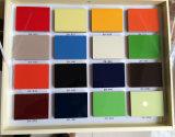 Armoires de cuisine acrylique en bois personnalisées pour meubles d'hôtel (acrylique pour portes d'armoires)